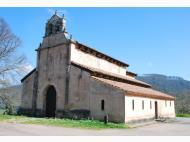 Iglesia de San Salvador Priesca