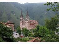 Basílica de Covadonga Cangas de Onís