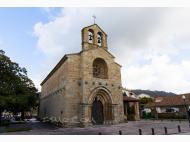 Iglesia de Santa María de la Oliva Villaviciosa