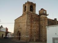 Iglesia de Nuestra Señora del Prado La Roca de la Sierra