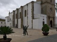 Iglesia de Santa María del Castillo Olivenza