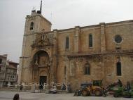 Colegiata de Santa María Roa