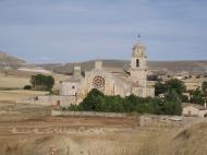Colegiata de Santa María del Manzano. Castrojeriz