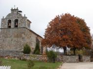 Iglesia de Quintanilla de las Viñas Mambrillas de Lara