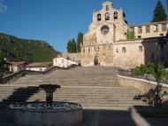 Iglesia de San Salvador Oña