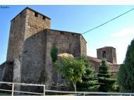Iglesia de Santa María de Fuentes Claras Valverde de la Vera