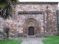 Iglesia de Santa María Yermo