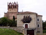 Iglesia de Santa María de San Vicente de la Barquera San Vicente de la Barquera