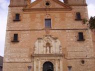 Iglesia de San Bartolomé Almagro