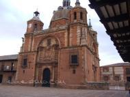 Iglesia Parroquial de San Carlos del Valle San Carlos del Valle