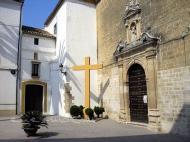 Iglesia de las Carmelitas Descalzas Aguilar de la Frontera