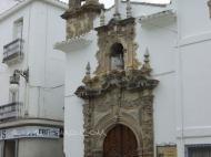 Iglesia de Nuestra señora de las Angustias Priego de Córdoba