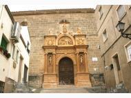 Iglesia y Convento de Jesús y María Huete