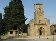 Iglesia de Santa María Porqueres
