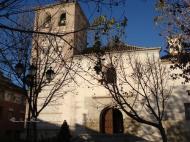 Iglesia de Santiago Baza