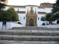 Iglesia-Convento de Santiago Guadix