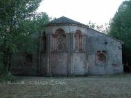 Iglesia de Santa Coloma Albendiego
