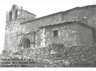 Iglesia de Villaescusa de Palositos  Villaescusa de Palositos