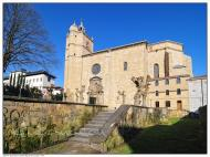 Iglesia de Santa María del Juncal Irún