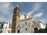 Iglesia de Santiago Apóstol Bollullos Par del Condado