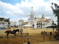Ermita de Ntra. Sra. del Rocío  Almonte
