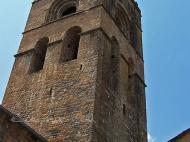 Iglesia parroquial de Santa María Aínsa-Sobrarbe