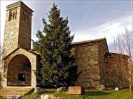 Iglesia mozárabe de Basarán El Formigal