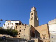 Iglesia Parroquial de Santa María la Mayor de Tamarite de Lit Tamarite de Litera