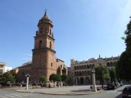 Iglesia de San Miguel Andújar