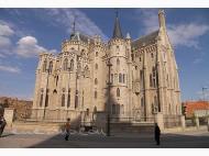 Palacio Episcopal de Astorga Astorga