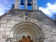 Iglesia de Santa Maria de Ferreiros Ferreiros