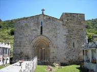 Iglesia de San Esteban de Atán Pantón