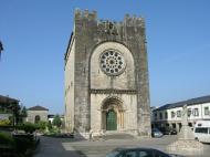 Iglesia de San Juan Portomarín