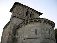 Iglesia de San Miguel de Eiré Pantón