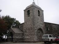 Iglesia de O Cebreiro O Cebreiro
