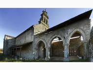 Iglesia de Vilar de Donas  Palas de Rei