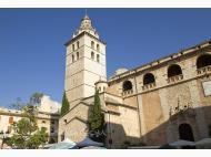 Iglesia de Santa María la Mayor de Inca Inca