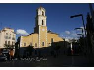 Iglesia Parroquia de Nuestra Señora del Rosario Bullas