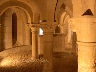 Cripta Romanica de San Martín de Unx San Martín de Unx