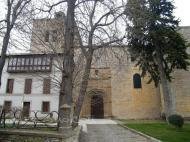 Iglesia de San Miguel Aoiz