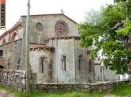 Iglesia de Santa Mariña de Aguas Santas Allariz