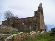 Iglesia de San Cornelio y San Cipriano San Cebrián de Muda