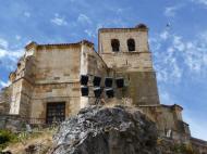 Iglesia de Nuestra Señora del Castillo Cervera de Pisuerga