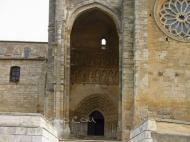 Santa María la Blanca Villalcázar de Sirga