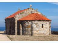 Ermita de Nuestra Señora de la Lanzada Sanxenxo