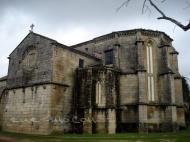 Iglesia y Monasterio de Santo Domingo Tui