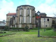 San Bartolmé de Rebordans Tui