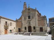 Iglesia de San Juan Alba de Tormes