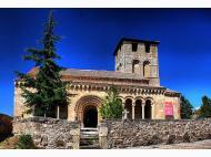 Iglesia de San Miguel Sotosalbos