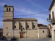 Iglesia de Santiago Turégano